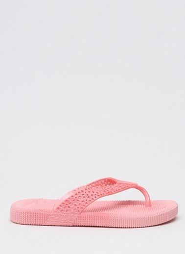 Shoes1441 Terlik Pembe